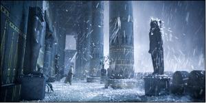Exodus - hail